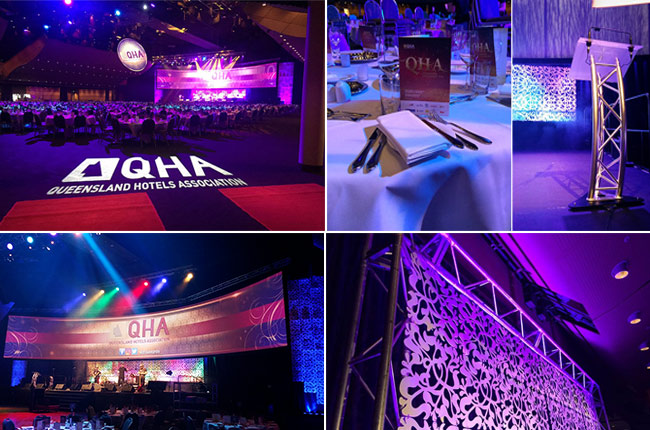 Queensland Hotels Association Awards Night