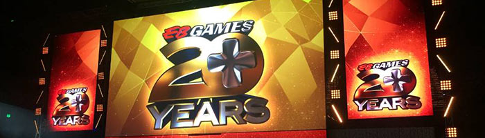 EB Games Conference and Gala